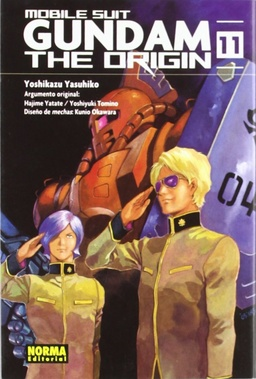 GUNDAM THE ORIGIN # 11