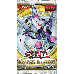 YUGIOH BOOSTER X 9 CARTAS - ABYSS RISING