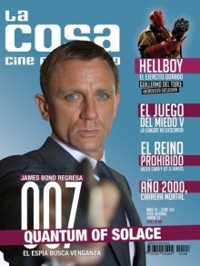 LA COSA # 148 JAMES BOND