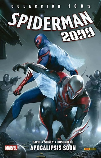 COLECC. 100% MARVEL SPIDERMAN 2099 # 06 APOCALIPSIS SOON