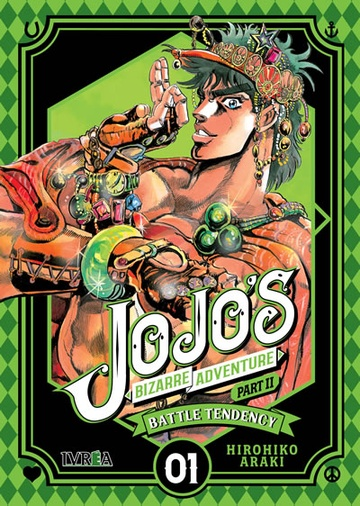 JOJOS BIZARRE ADVENTURE BATTLE TENDENCY # 01