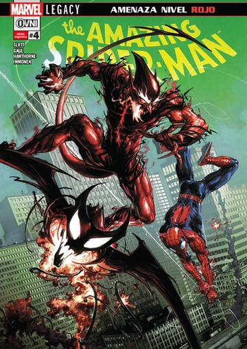 AMAZING SPIDERMAN LEGACY # 04