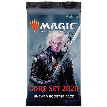 MAGIC BOOSTER X 15 CARTAS - CORE SET 2020