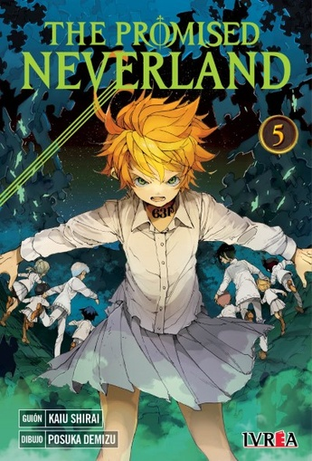 THE PROMISED NEVERLAND # 05