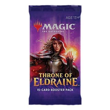 MAGIC BOOSTER X 15 CARTAS - EL TRONO DEL ELDRAINE